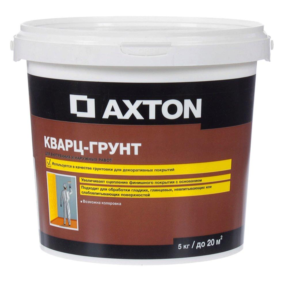 Грунт-кварц Axton 5 кг