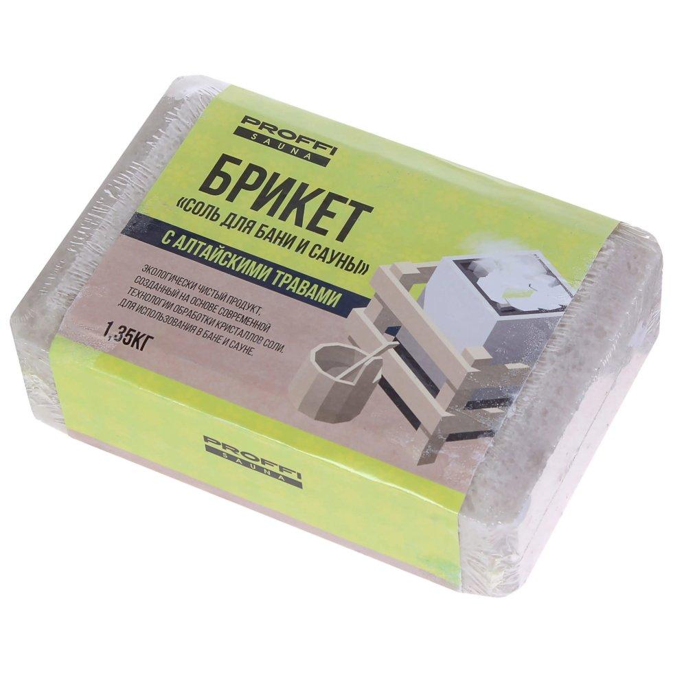 Соль для бани с Алтайскими травами 1.35 кг