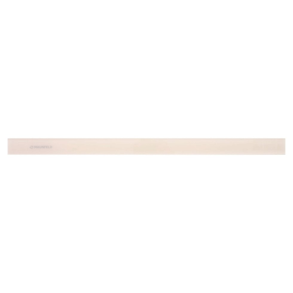 Стекло к вытяжке Maunfeld VS Slide 60 см, цвет слоновая кость