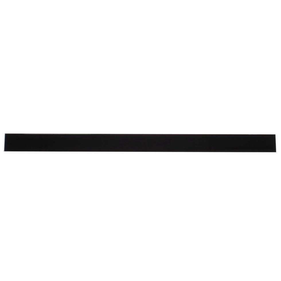 Стекло к вытяжке Maunfeld VS Slide 60 см, цвет чёрный