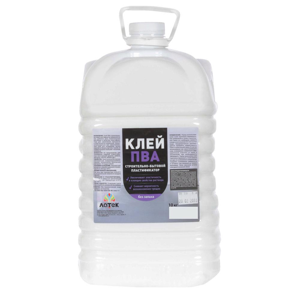 Клей ПВА для пластификации растворов, 10 кг