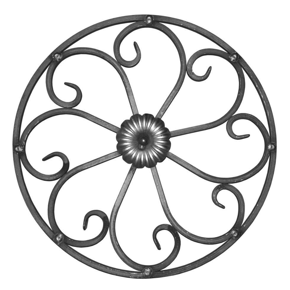 Элемент кованый Орнамент №2