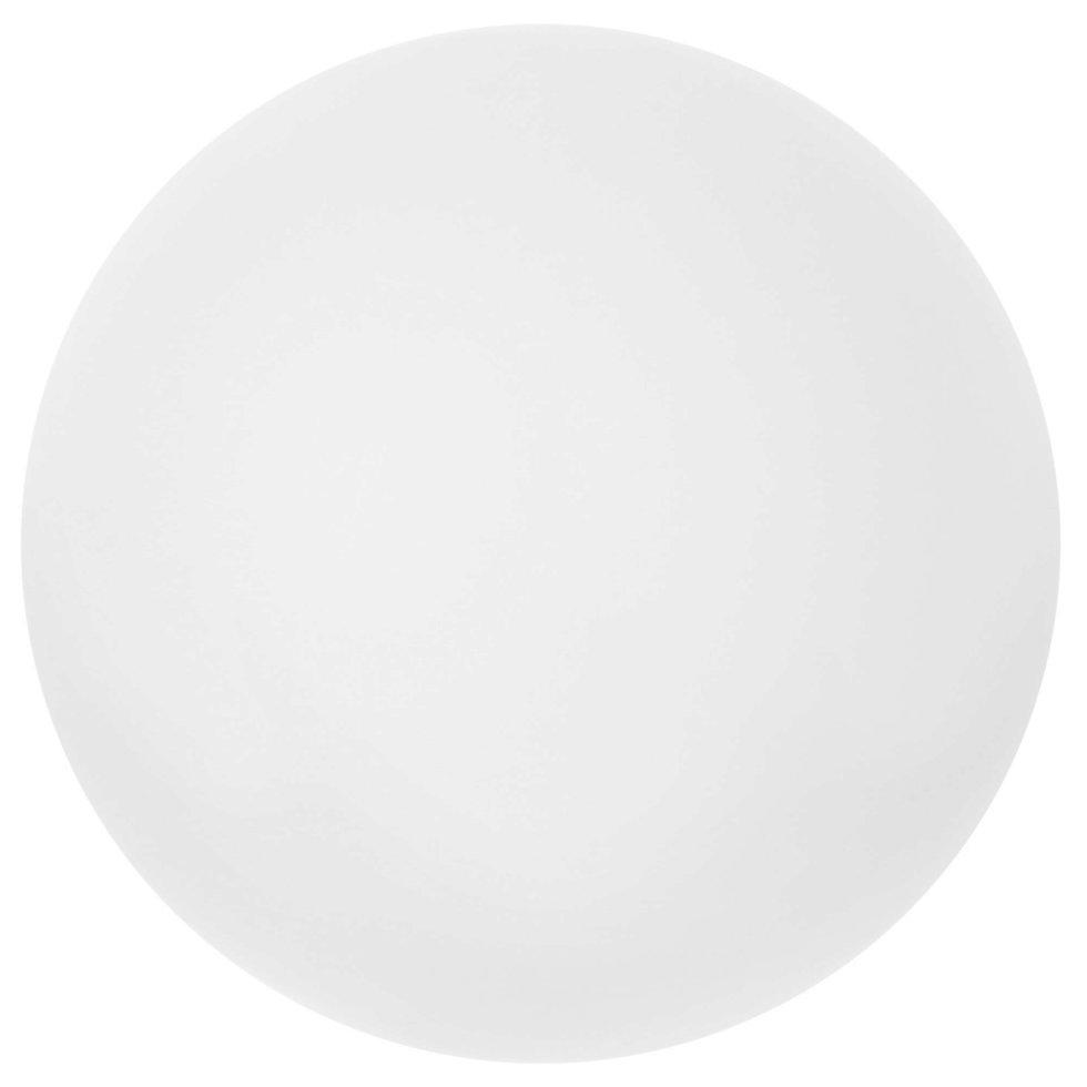 Светильник аккумуляторный светодиодный «Шар», свет RGB, диаметр 30 см, цвет белый