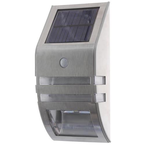 Светильник фасадный с датчиком движения Uniel 164 на солнечной батарее