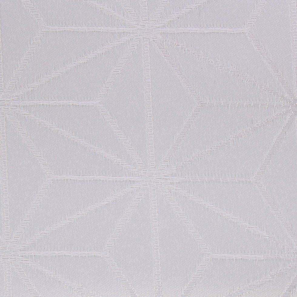 Ткань 1 п/м «Ажур», жаккард, 300 см, цвет белый