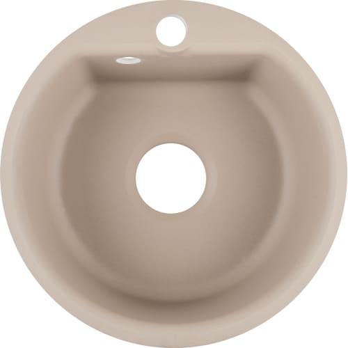 Мойка врезная Smart GF-SM 435, диаметр 43,2 см, глубина 17 см