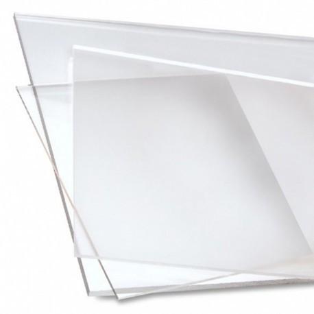 Поликарбонат монолитный 2 мм 2.05х3.05 м прозрачный