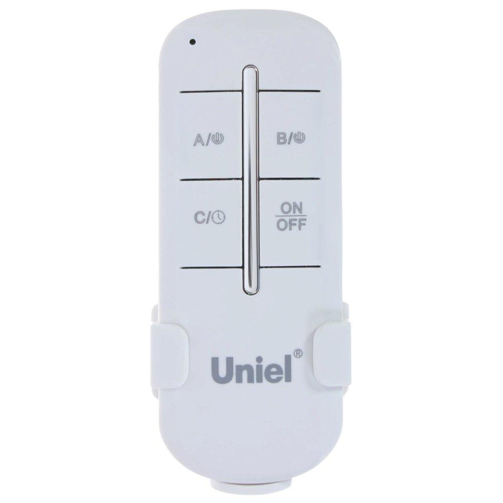 Пульт управления освещением Uniel, 1 канал, 1000 Вт, 30 м