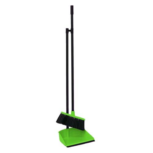 Набор для уборки «Ленивка», цвет зелёный