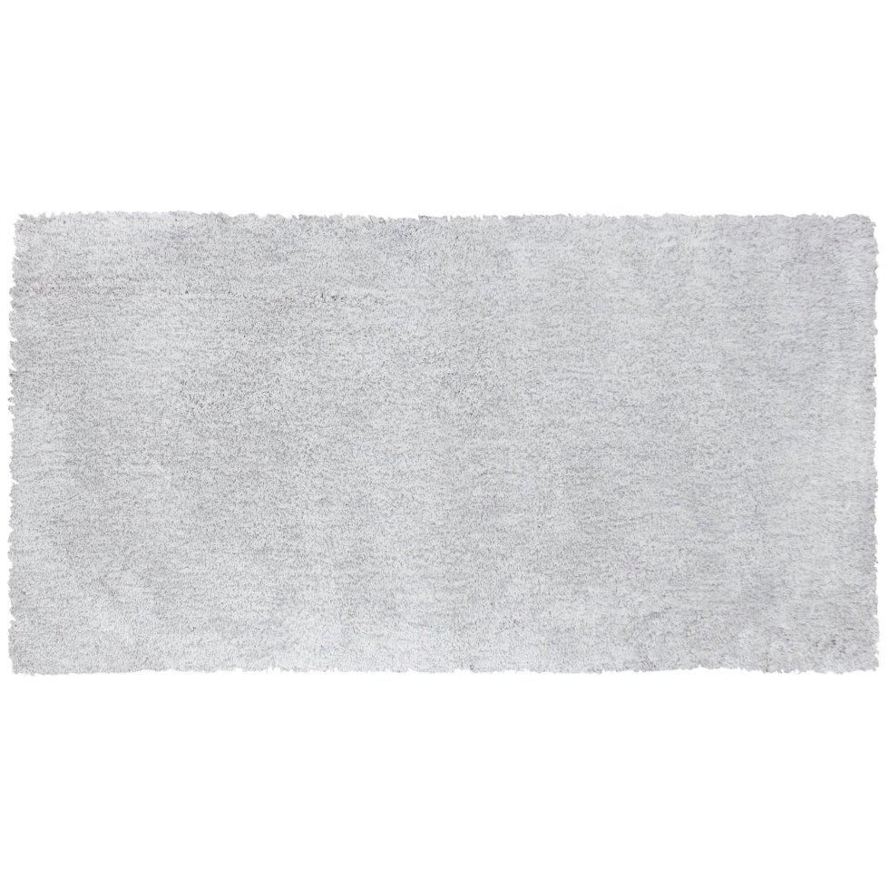 Ковёр, лавсан, цвет серый, 1.6х2.3 м
