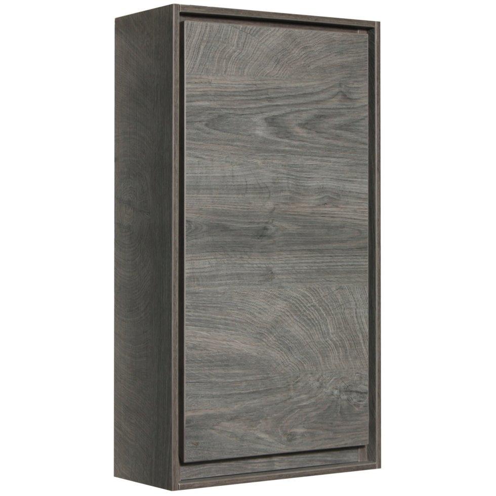Шкаф подвесной «Мокка» 35 см, цвет дуб серый