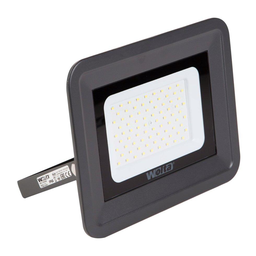 Прожектор Wolta 70 Вт 5500 K 6000 Лм, IP65