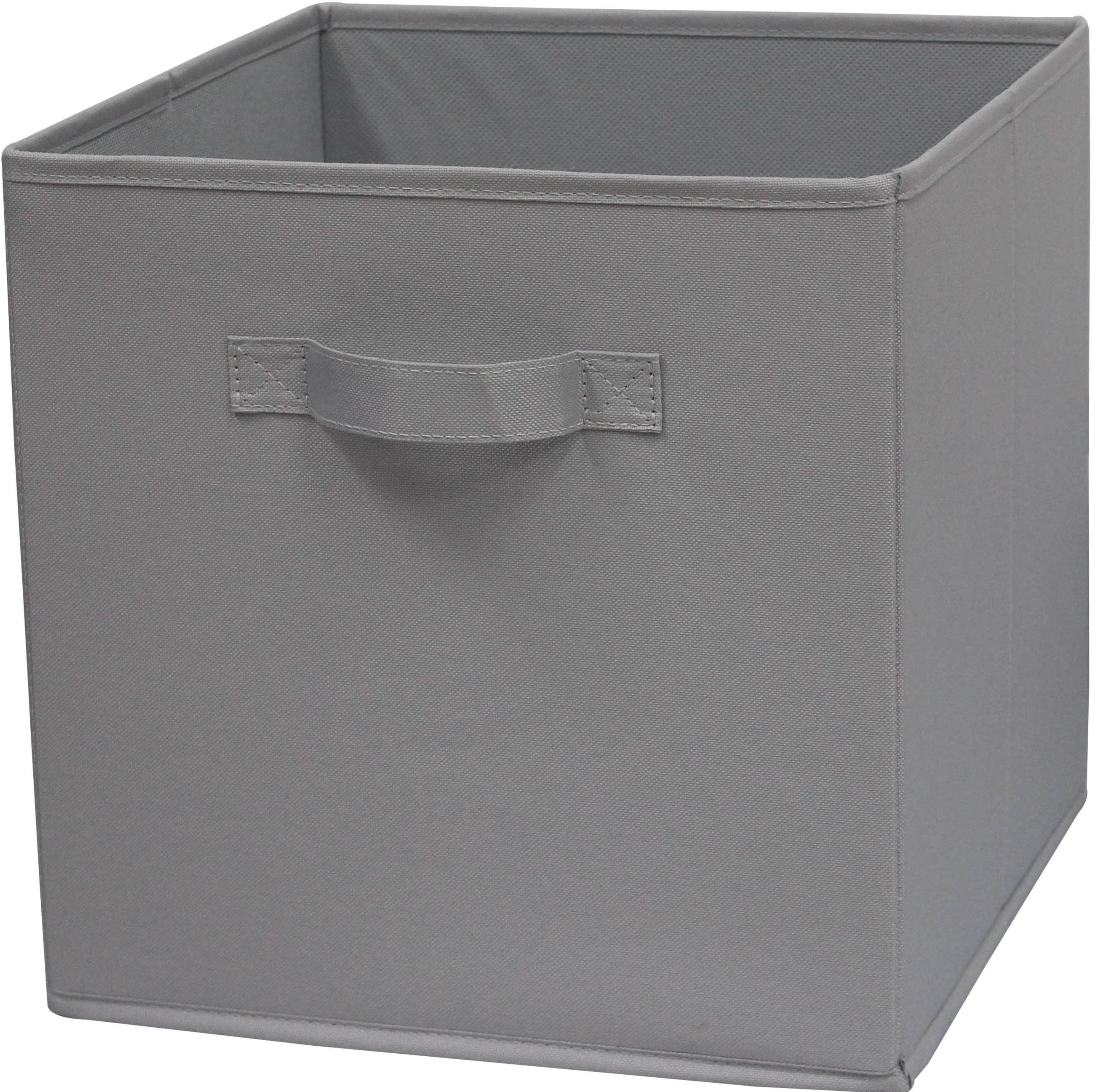 Короб Spaceo Granit, 310х310х310 мм, 29.7 л, полиэстер, цвет серый