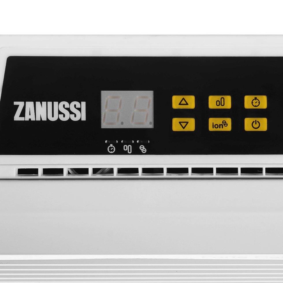 Конвектор электрический Zanussi ZCH/S-1500 ER, 750 и 1500 Вт, площадь обслуживания 20 м2
