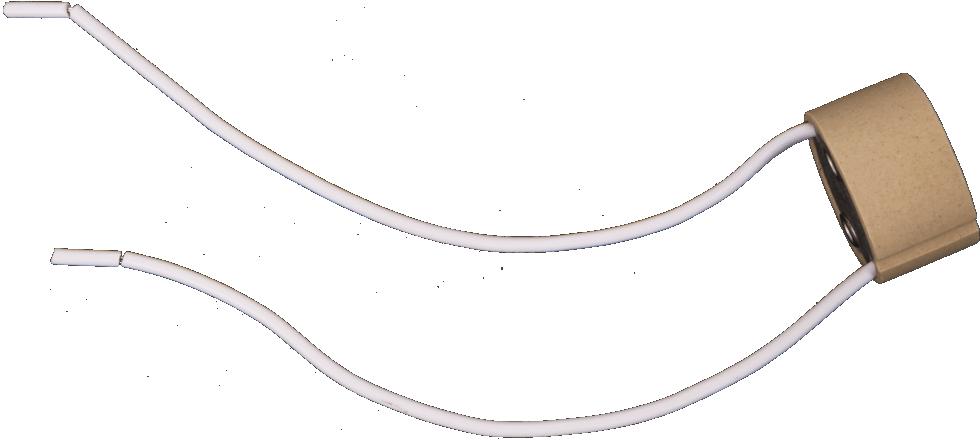 Набор патронов керамических Uniel GU10, 4 шт.
