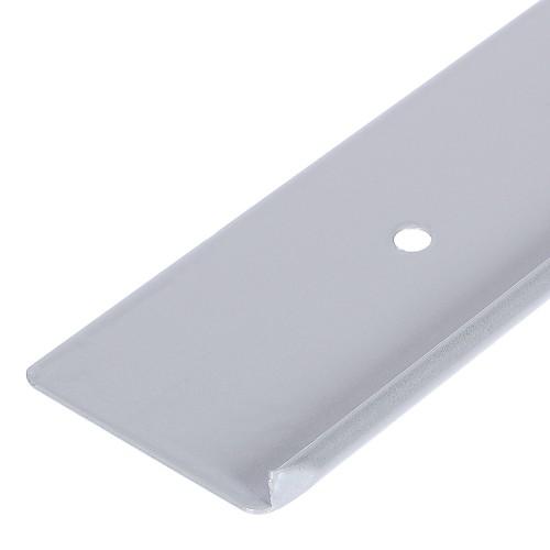 Профиль торцевой RAL9003 (R3) 38 мм