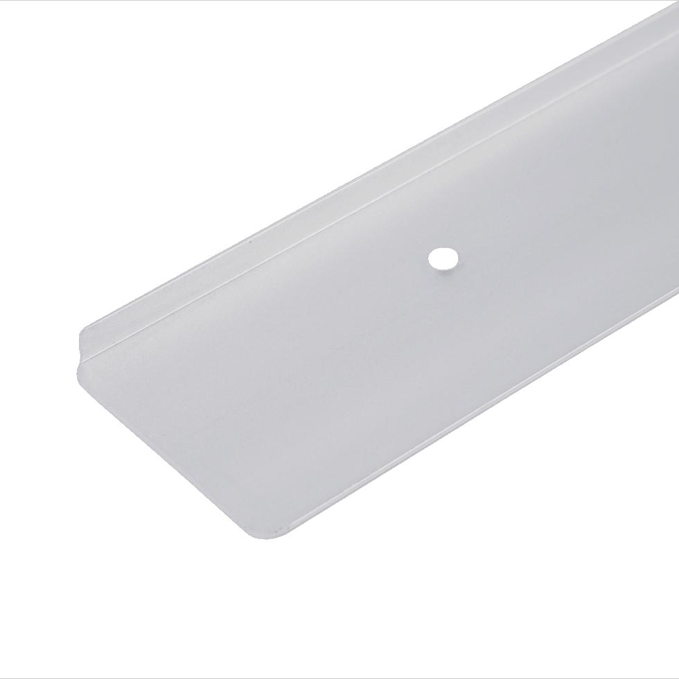 Профиль торцевой 40 мм. RAL9006