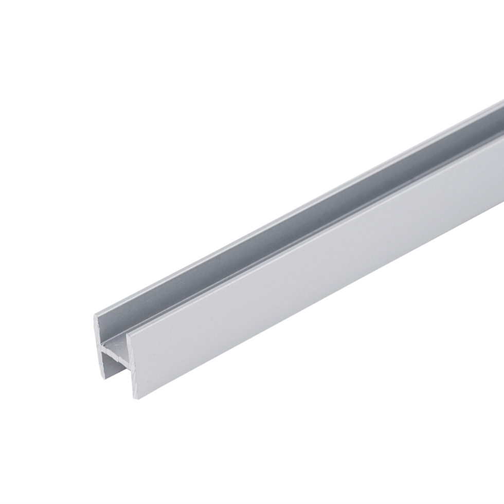 H-профиль 4 мм RAL9006