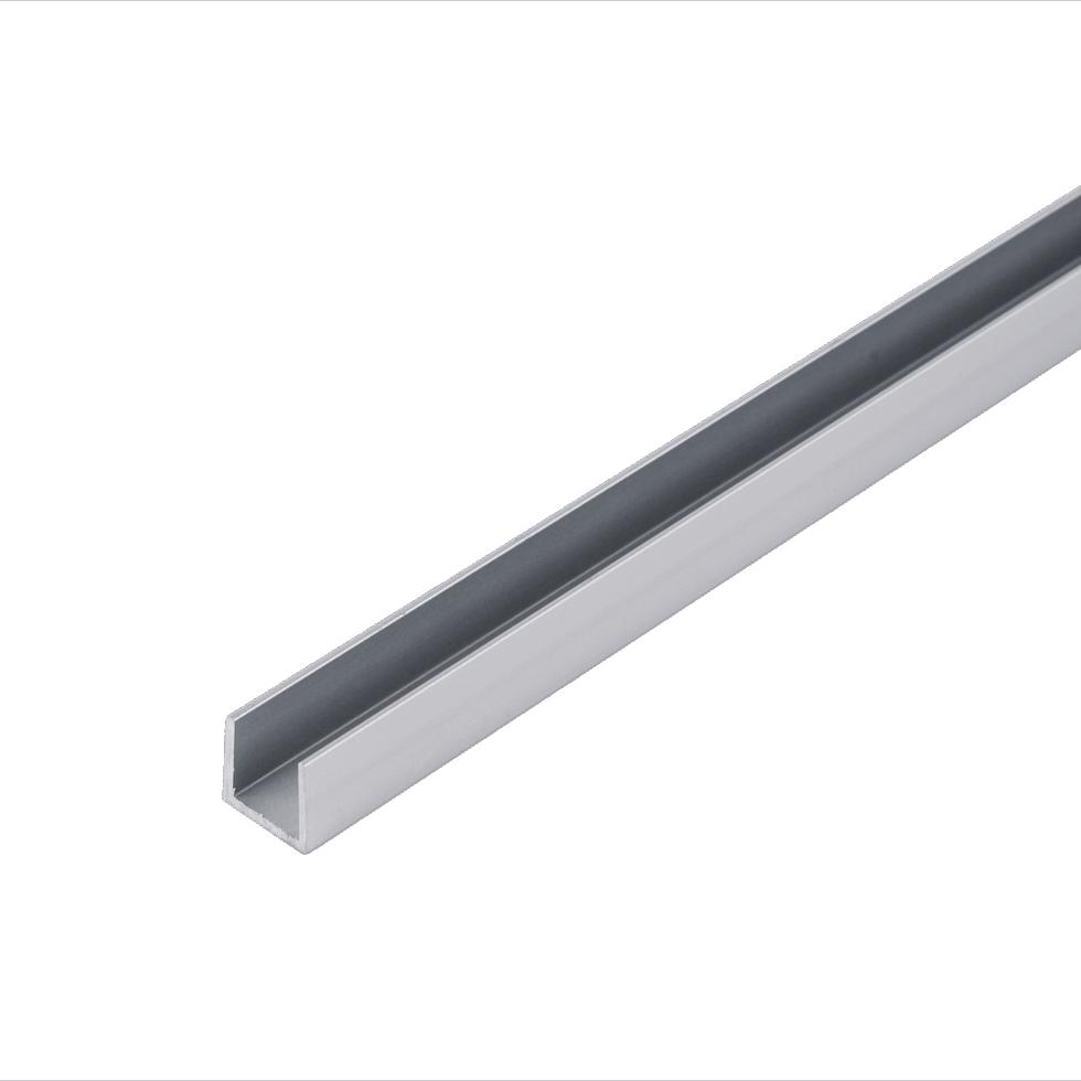 П-профиль 6 мм RAL9006
