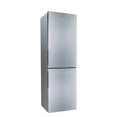 Холодильник двухкамерный Hotpoint Ariston HS 4180 X, 185х60 см, цвет нержавеющая сталь