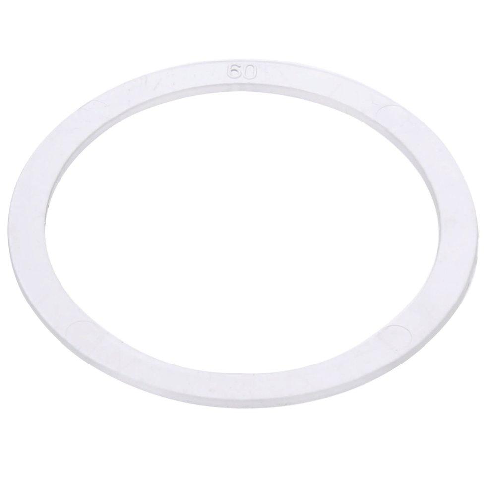Термокольцо для натяжного потолка «Своими руками» d 60 мм, 5 шт.