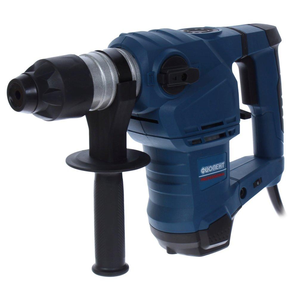 Перфоратор Фиолент П6-1200-Э, SDS-Plus, 1200 Вт, 6.5 Дж