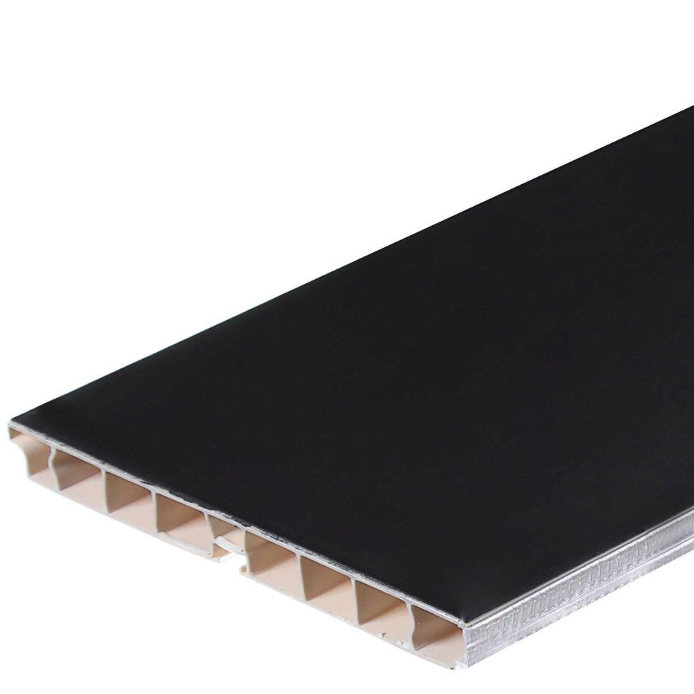 Цоколь для шкафа 0098 Д3М В0.15, пластик, цвет чёрный
