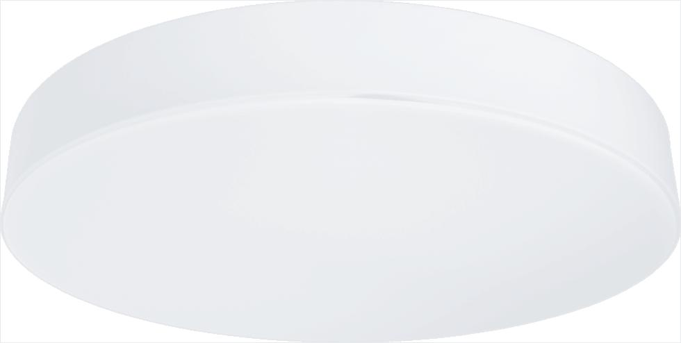Светильник потолочный светодиодный 48200 230 В 1x72 Вт 28 м² 6400 К регулируемый свет, 40 см, цвет белый