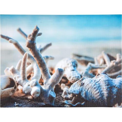 Картина на холсте «Кораллы», 30х40 см