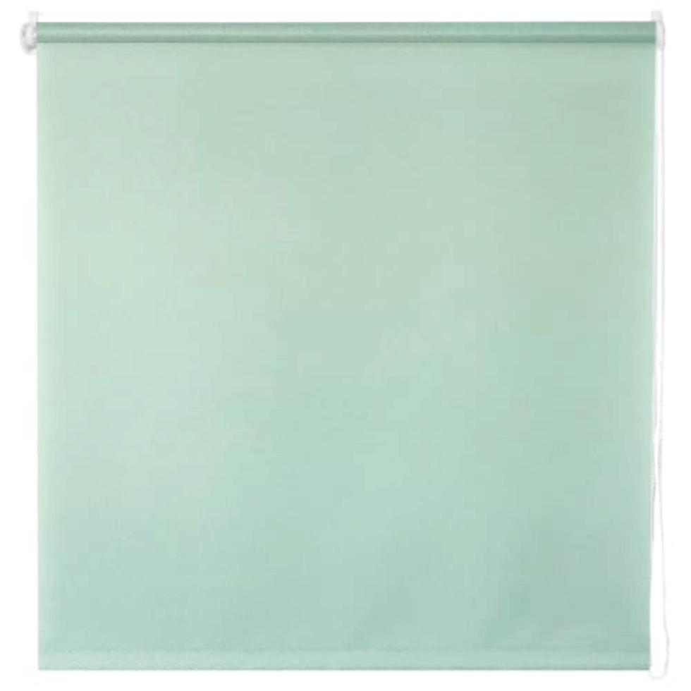 Штора рулонная Nivala, 40х160 см, цвет голубой