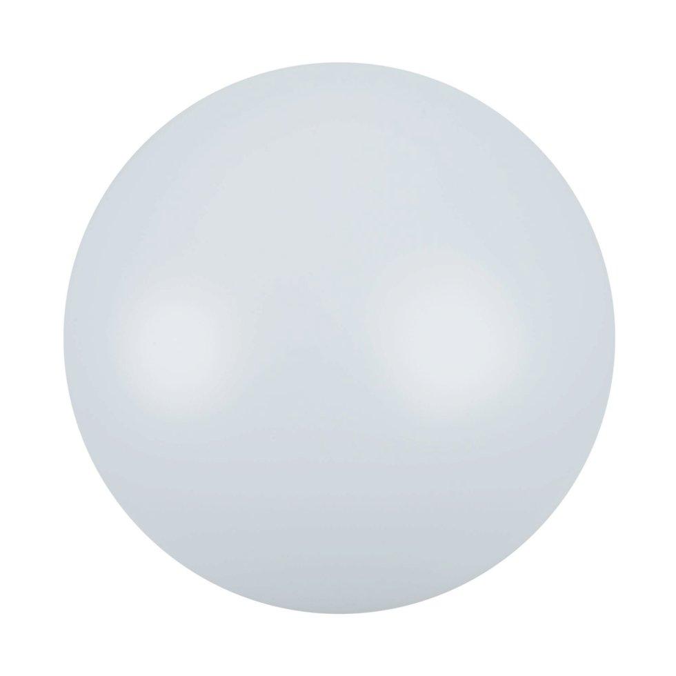 Светильник потолочный светодиодный ДПБ, 18 Вт, пластик, цвет белый
