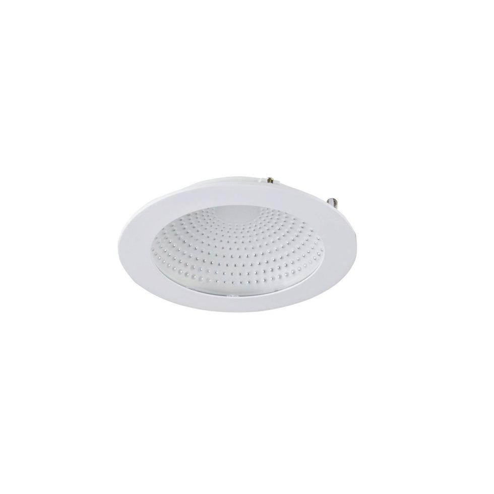 Светильник встраиваемый светодиодный Escada Umbria 8 Вт IP44 цвет белый