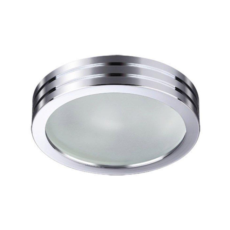 Светильник встраиваемый Novotech «Damla» 370388, цоколь GX5.3