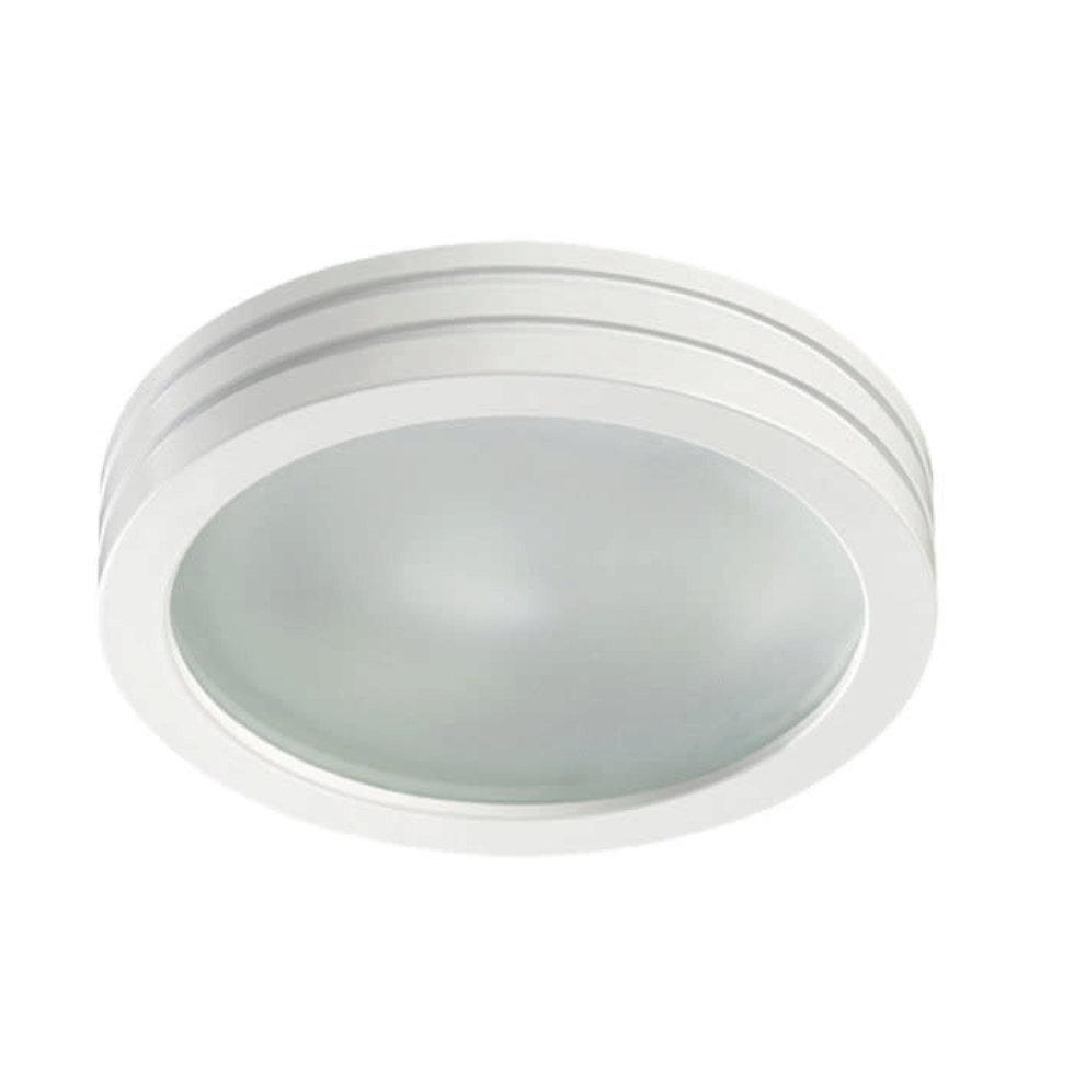Светильник встраиваемый Novotech «Damla» 370389, цоколь GX5.3