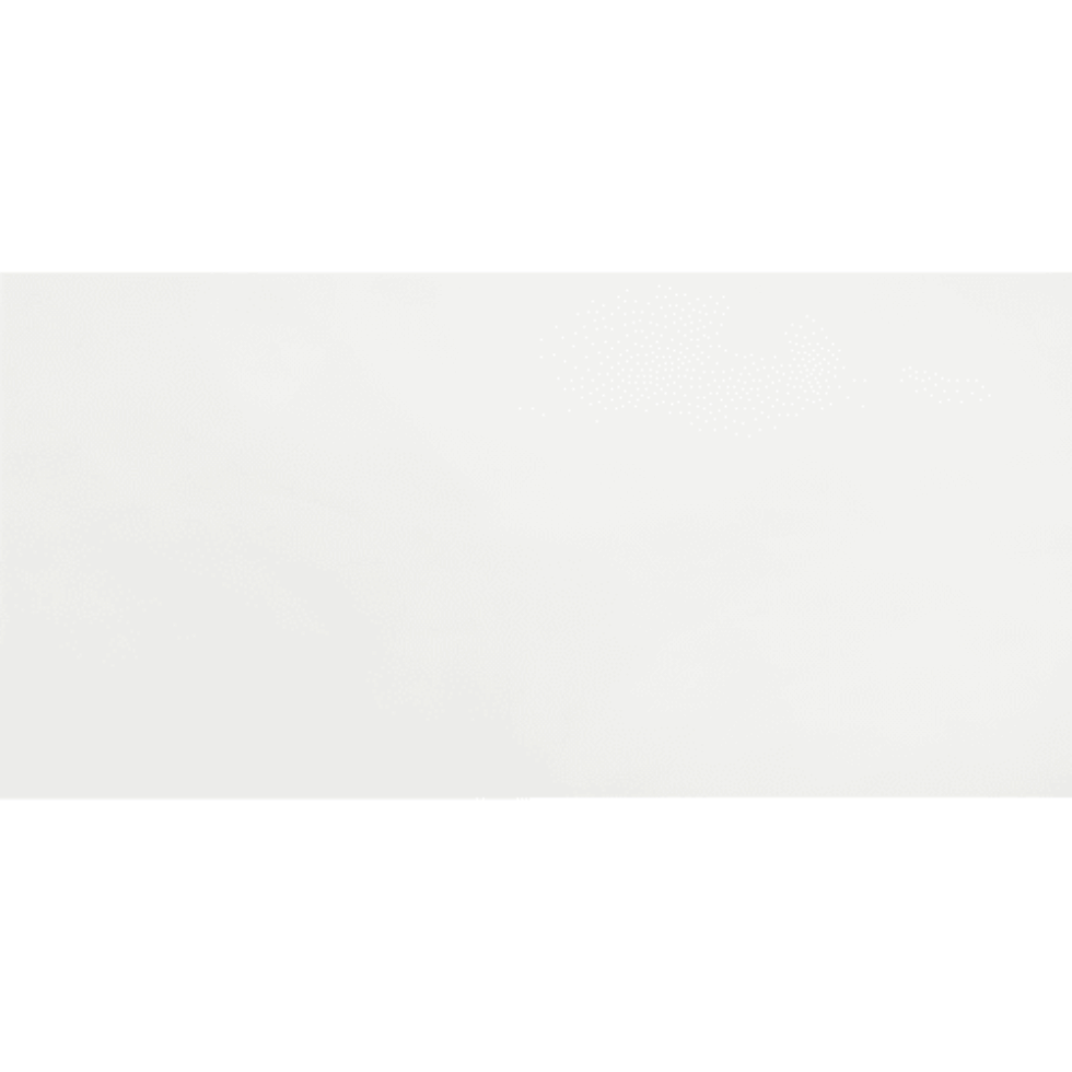 Плитка настенная «Фрост» 30х60 см 1.26 м² цвет белый матовый