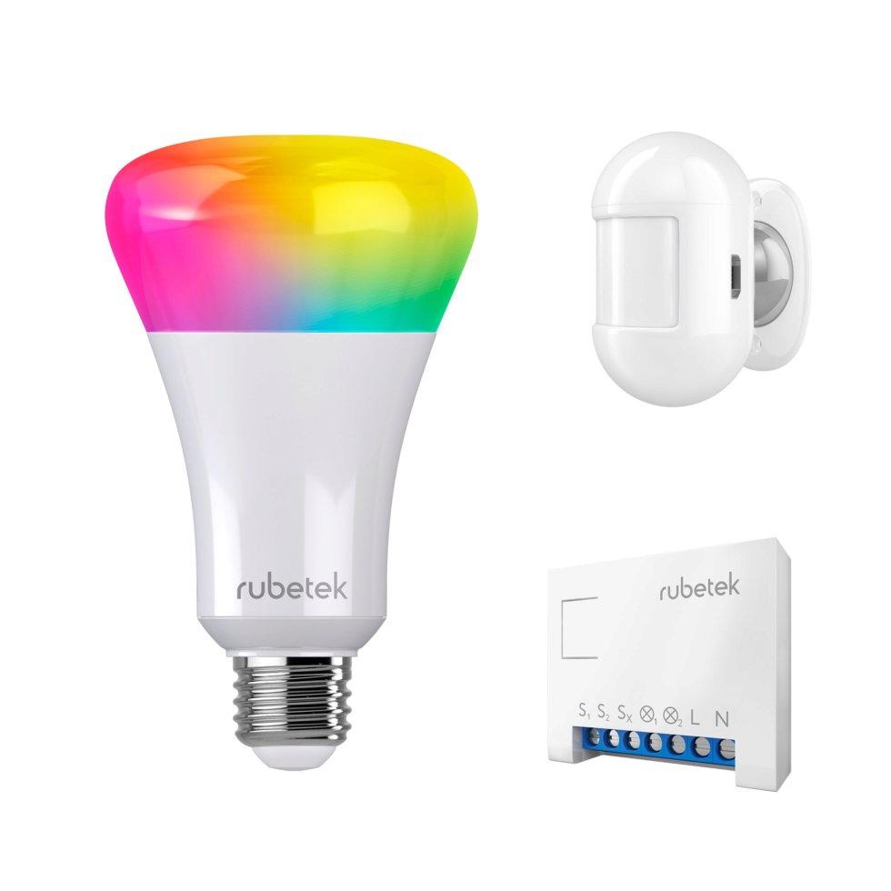 Комплект Rubetek «Управление освещением и приборами» RK-3533