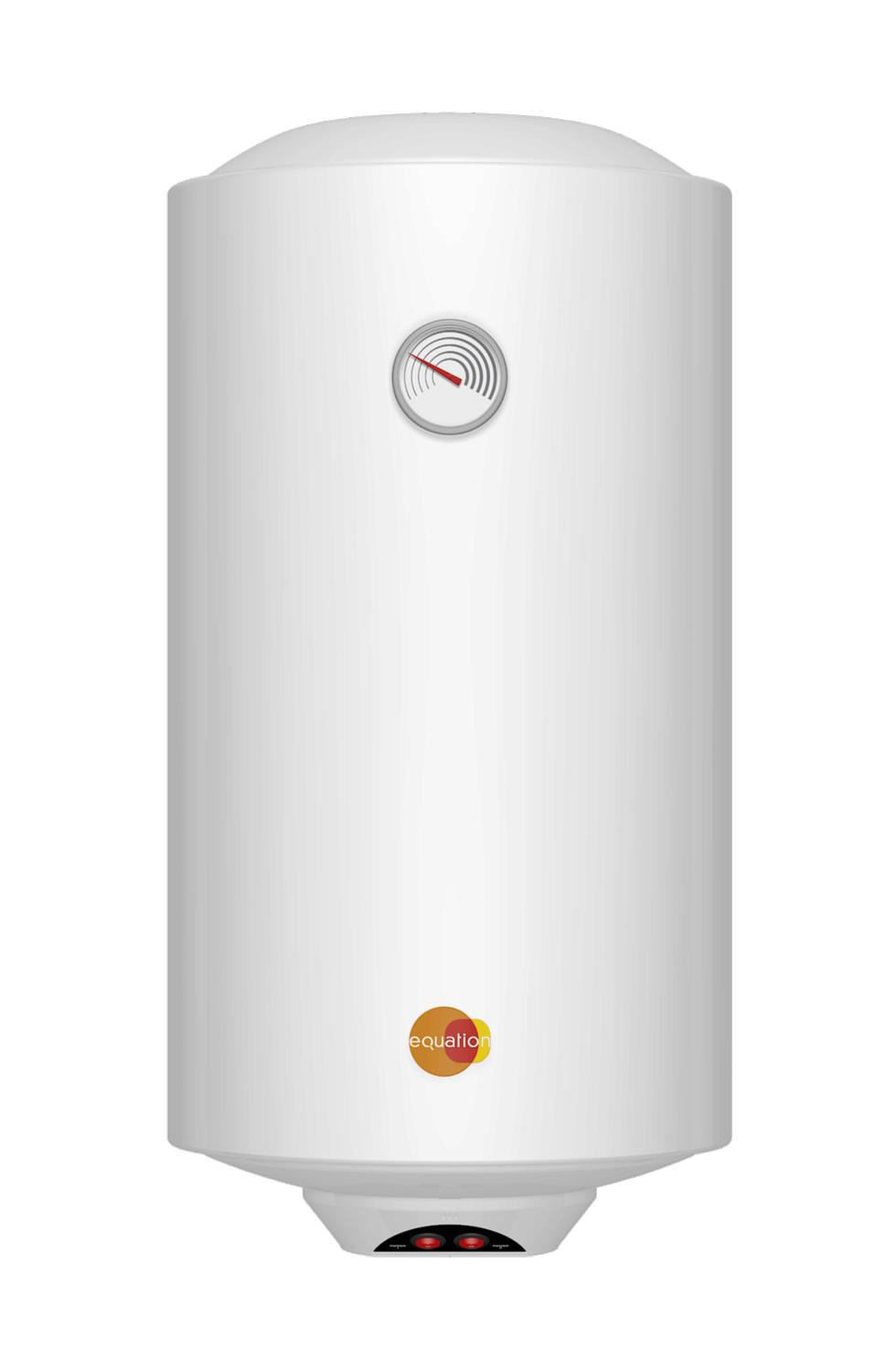 Электроводонагреватель накопительный Equation Inox вертикальный, 50 л, нержавеющая сталь