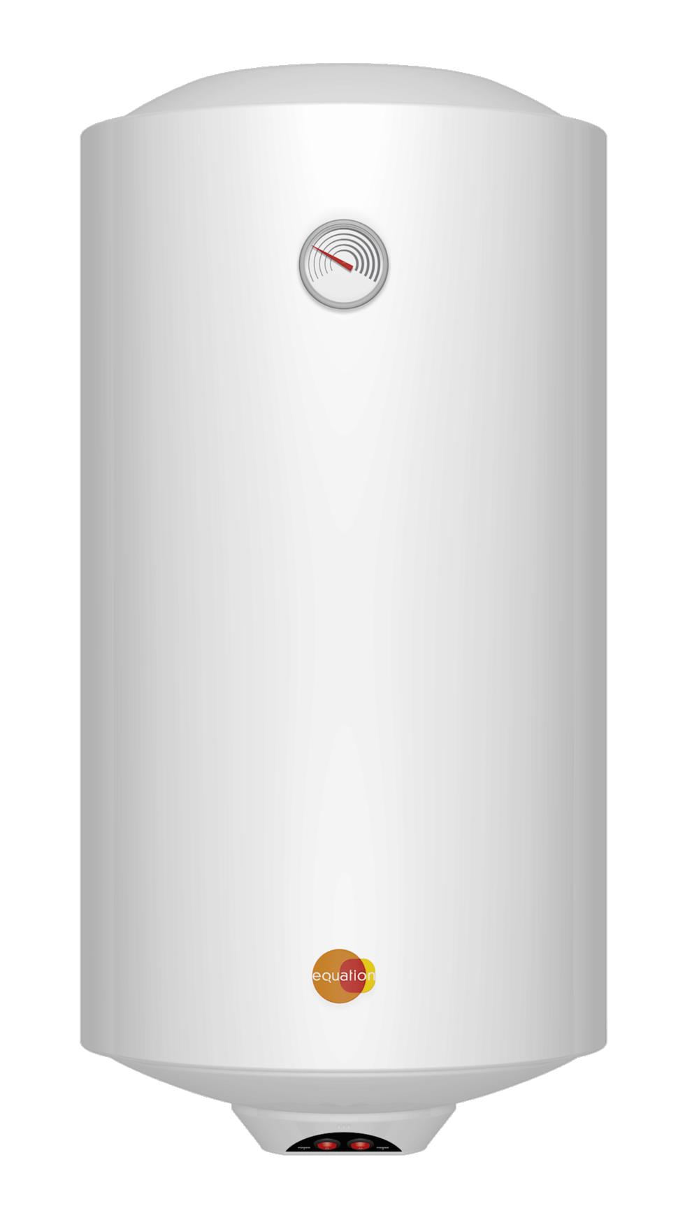 Электроводонагреватель накопительный Equation Inox вертикальный, 100 л, нержавеющая сталь