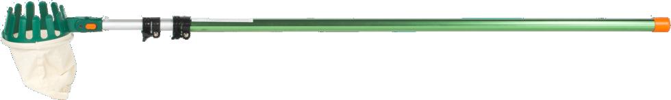 Плодосъёмник с телескопической ручкой 3.75 м