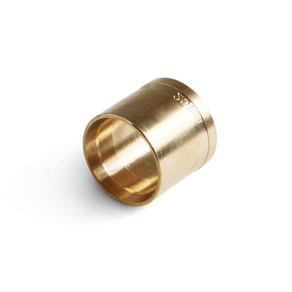Гильза аксиальная ProAqua, 20 мм, латунь