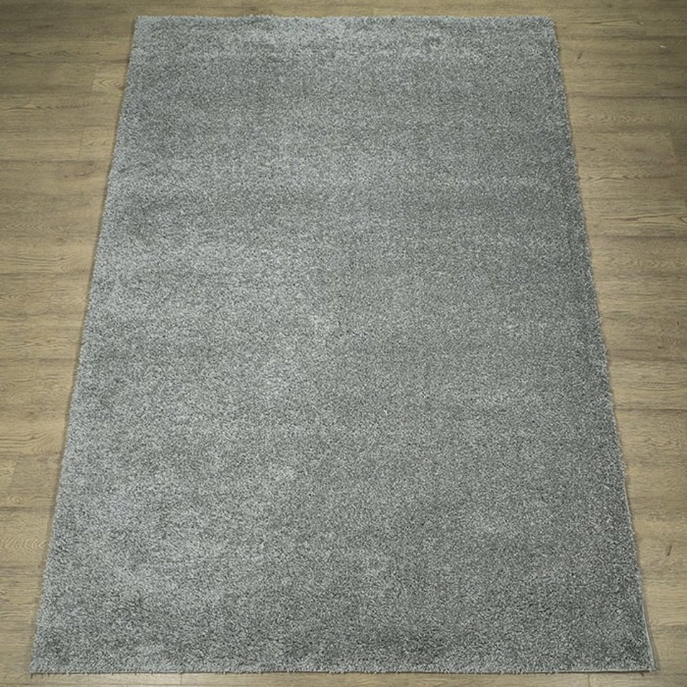 Ковёр «Лонж», 2х3 м, цвет тёмно-серый