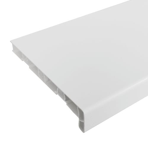Подоконник ПВХ 1500х200 мм, цвет белый