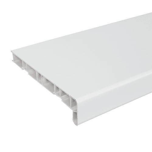 Подоконник ПВХ 2000х200 мм, цвет белый