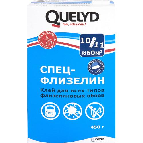 Клей для флизелиновых обоев Quelyd «Спец-Флизелин» до 60 м²