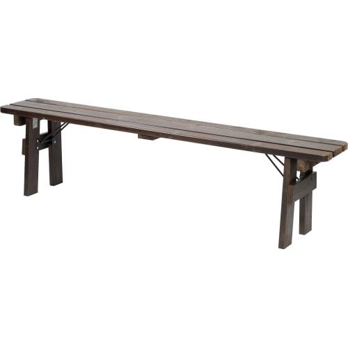 Лавочка «Лугано», 1800х410 мм
