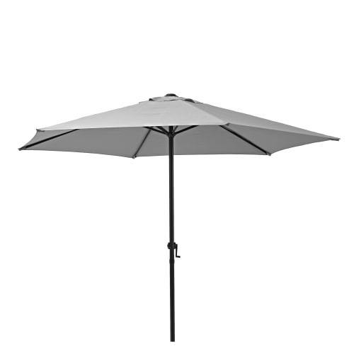 Зонт садовый Polar 2.6 м серый