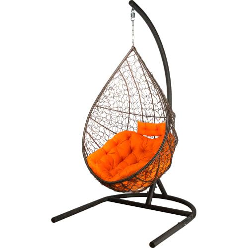 Подвесное кресло Лина с опорой