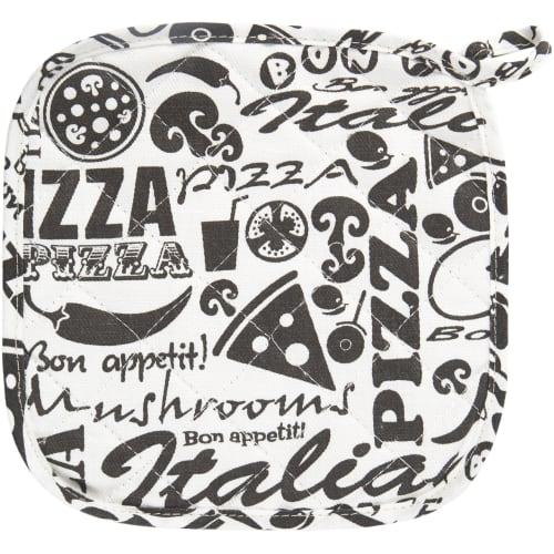Прихватка «Пицца» 20x20 см