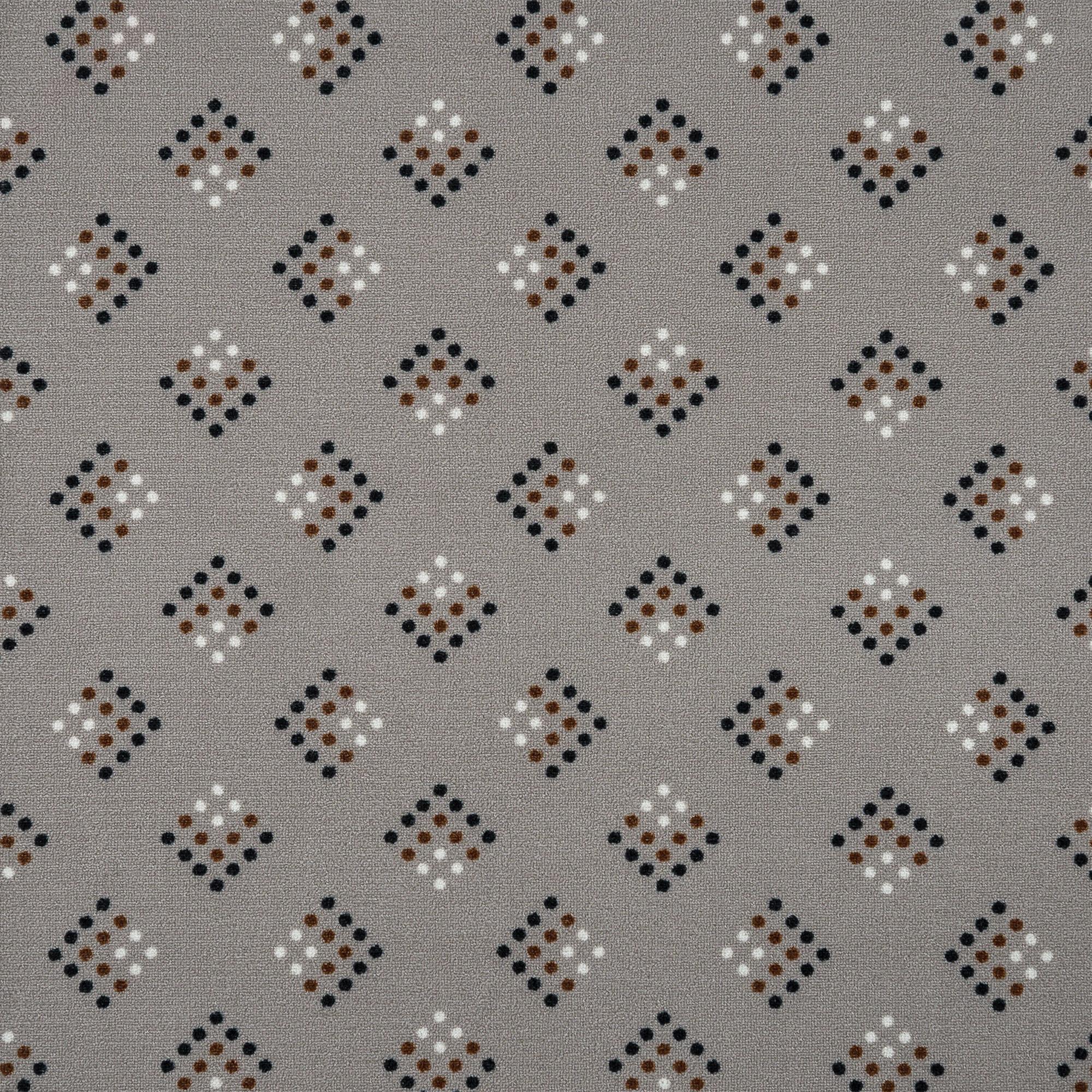 Ковровое покрытие «Сквер» 90/90, 2.5 м, цвет серый