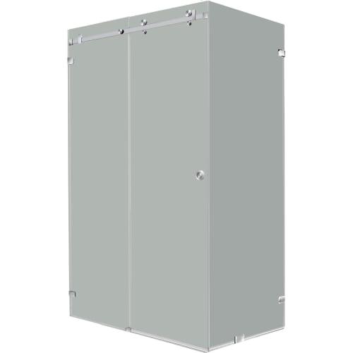 Панель боковая «Премиум» матовая 195x90 см